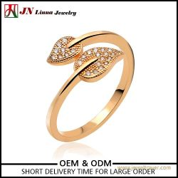 Wholesale Vogue new model ring copper ring vietnam jewelry